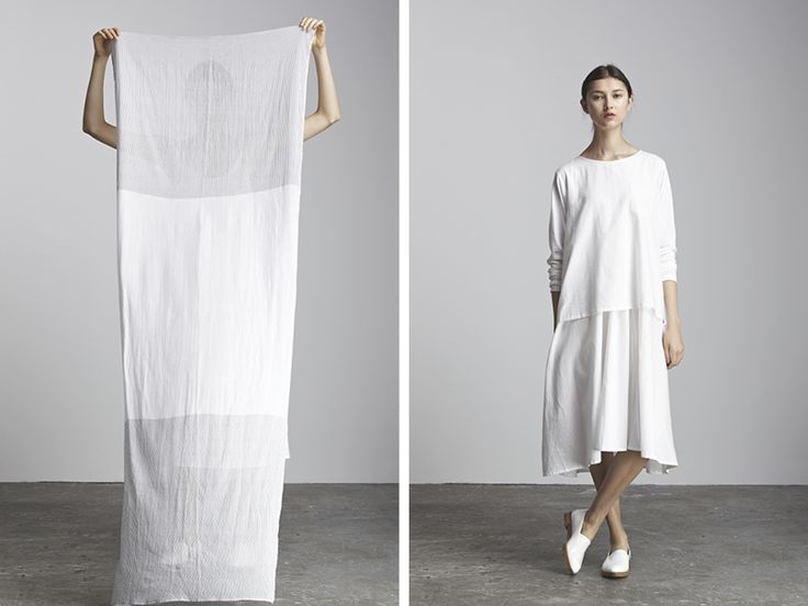 The Slowpoke: KOWTOW: SOLID LIGHT // // Organic, fair trade cotton clothing #sustainable #ethical #style