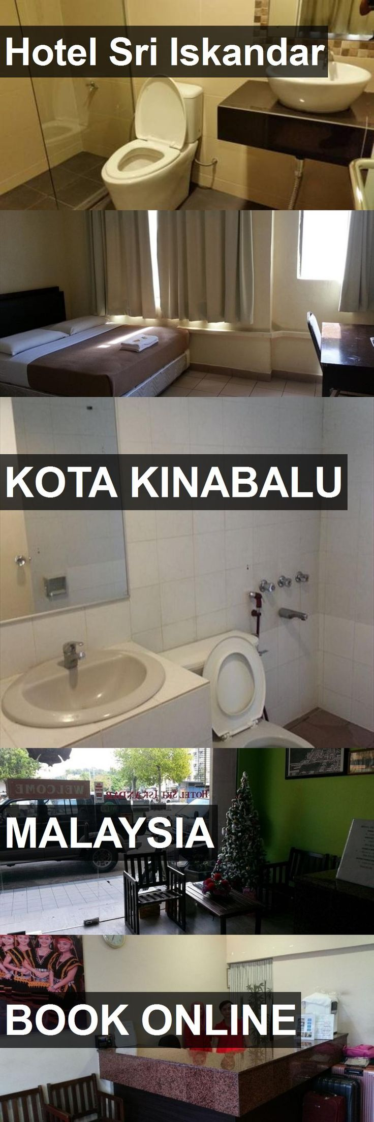 hotel hotel sri iskandar in kota kinabalu malaysia for more information photos - Bathroom Accessories Kota Kinabalu
