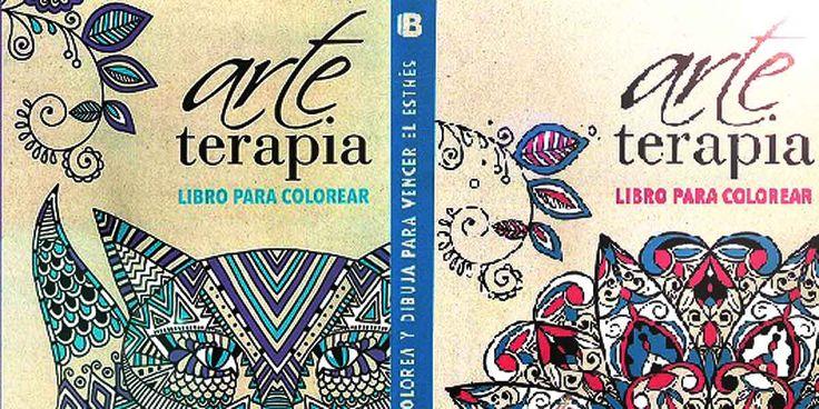 """""""Arte+Terapia"""":+libros+que+curan"""