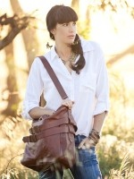 Rock's The Foster Leather Tote