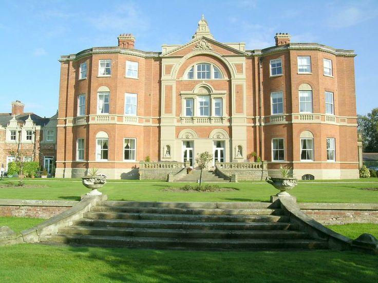 Bostock Hall, England