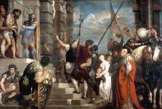 Autor: Tiziano Vecellio di Gregorio Año: 1543