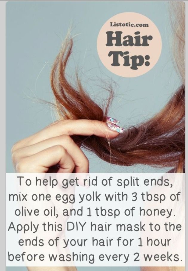 Great Tip For Dead Hair!