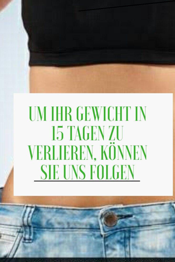 Diät, um Gewicht in 15 Tagen Rezepte zu verlieren