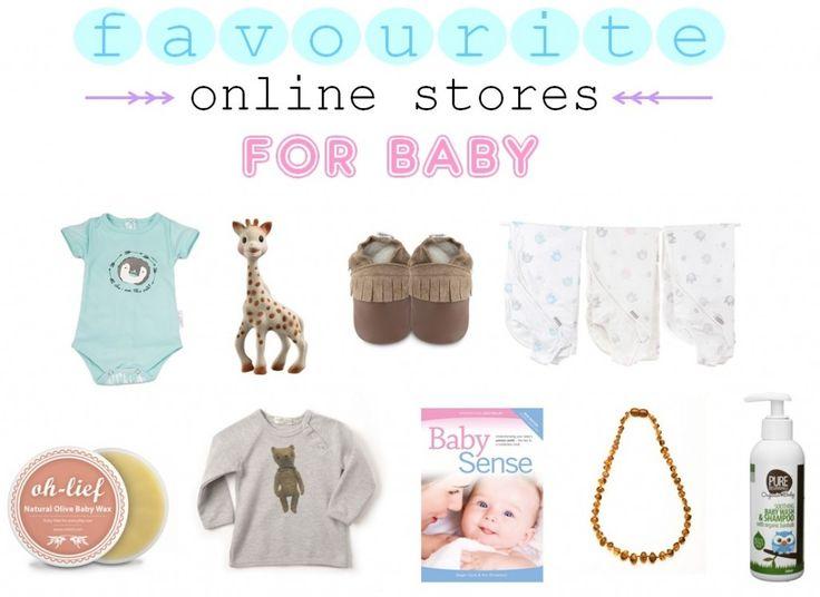 Baby online stores