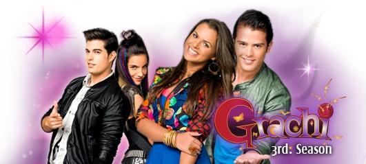 3° temporada... Grachi 3