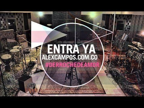Ingresa ya a AlexCampos.com.co y prepárate para un #DerrocheDeAmor - YouTube