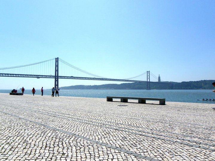 LisbonPortugal, Paisagens De