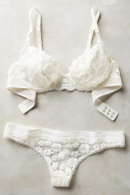 Stella McCartney Elsa Underwire Bra - anthropologie.com