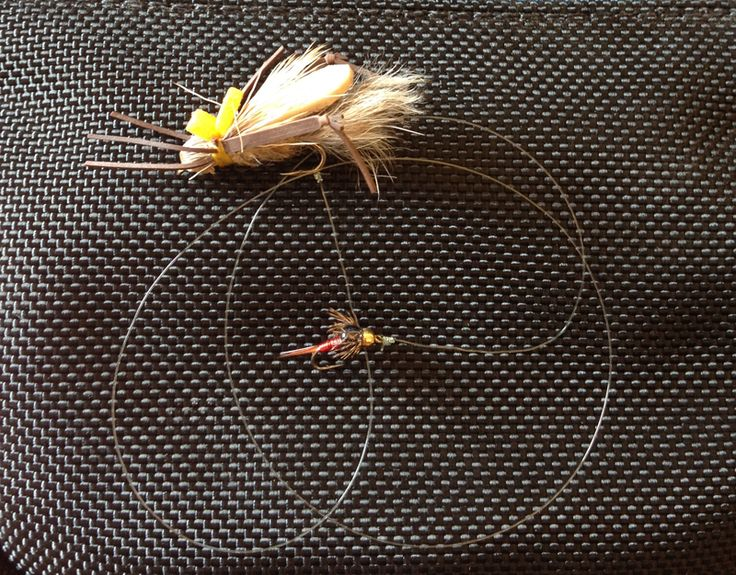 Tuesday Tip: How to Tie and Fish Tandem Rigs | orvis.com/news