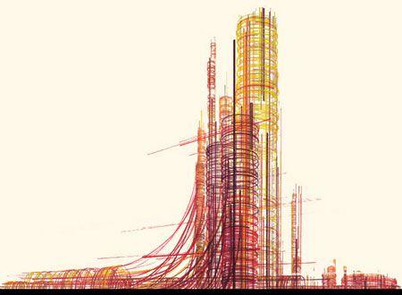 iheartmyart:    Iakov Chernikhov,Architectural Fantasies