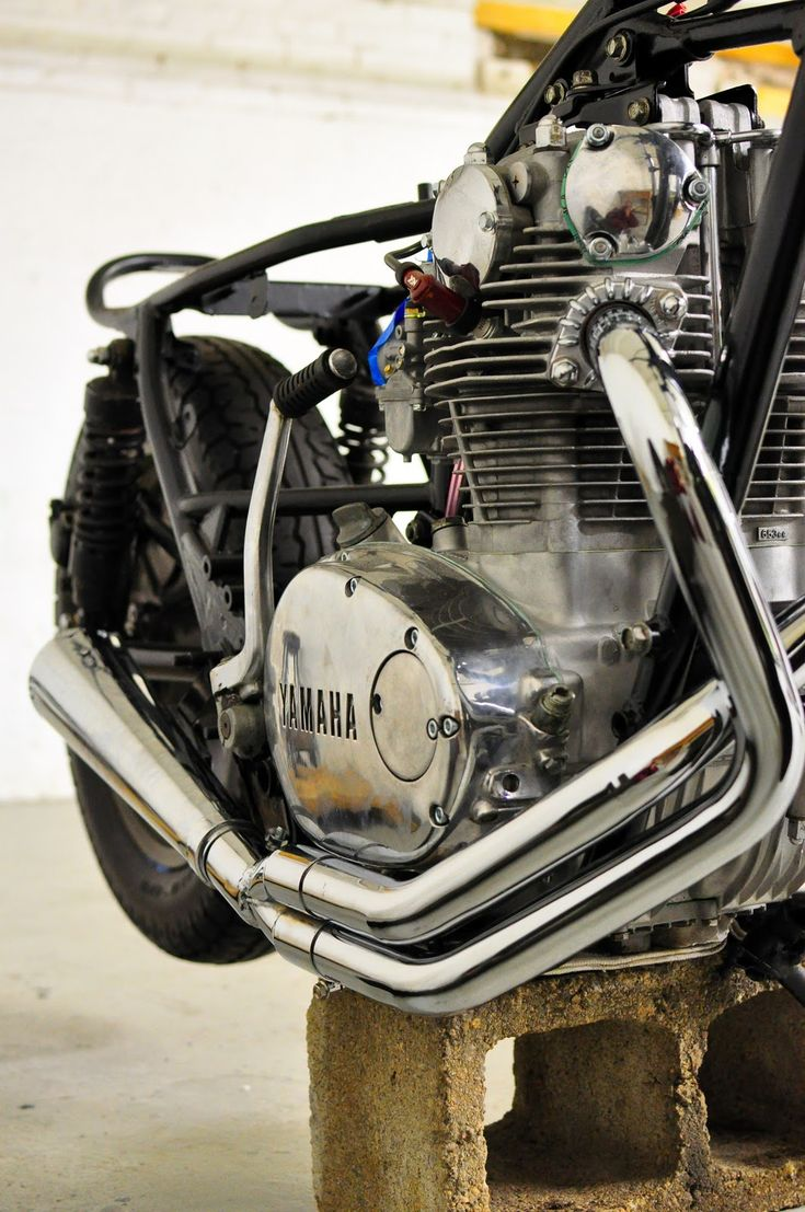 115 Best Xs650 Stuff Images On Pinterest Bike Ideas Street 1981 Rephased Wiring Diagram Click This Image To Show The Full Size Version