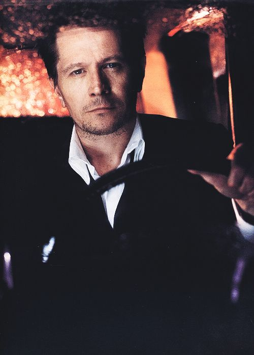 Gary Oldman...swoon...