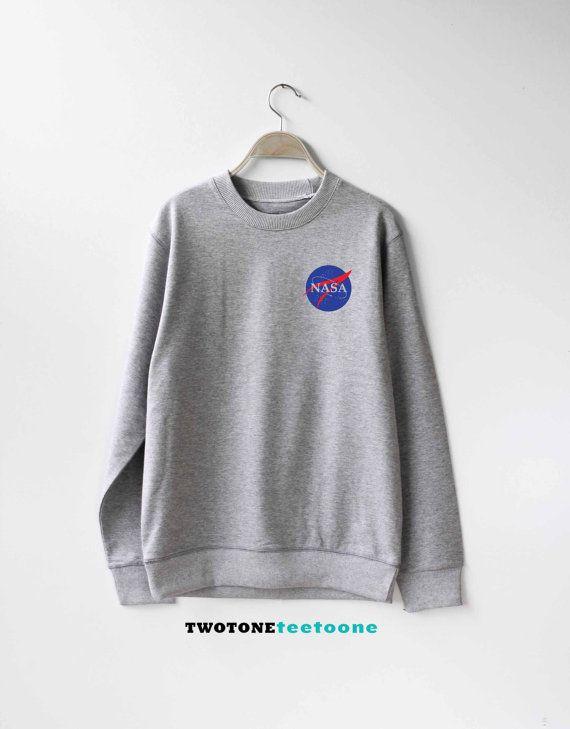 Nasa Sweatshirt Sweater Unisex