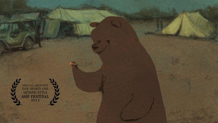 Wojtek - The Soldier Bear