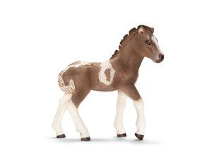 The Icelandic Pony Foal from the Schleich horse collection