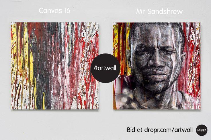 Mr Sandshrew Bid @ http://dropr.com/auction  http://www.ofvisceralreaction.co.uk