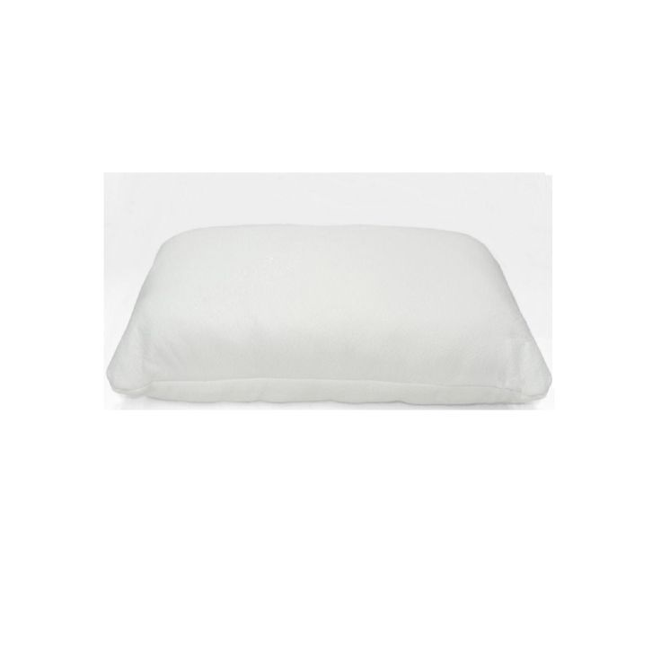 Chopped Memory Foam Pillow, Black