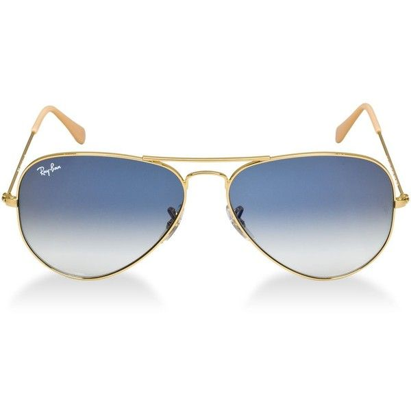 Ray-Ban Sunglasses, RB3025 58 AVIATOR and other apparel, accessories and trends. Browse and shop related looks.