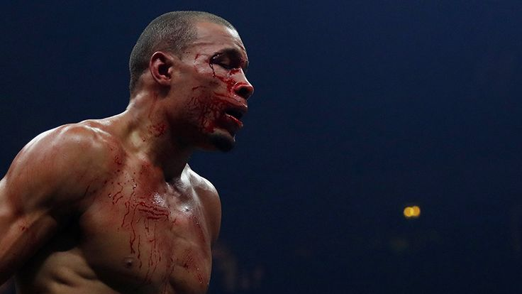 Chris Eubank and Ronnie Davies react to Junior's loss to George Groves #News #chriseubank #allthebelts #boxing