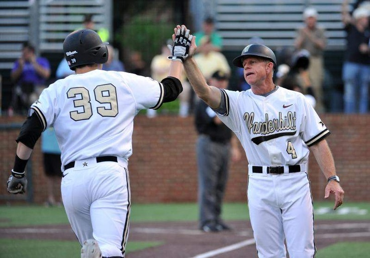Love Tim Corbin and the Vandy baseball team! Go 'Dores!