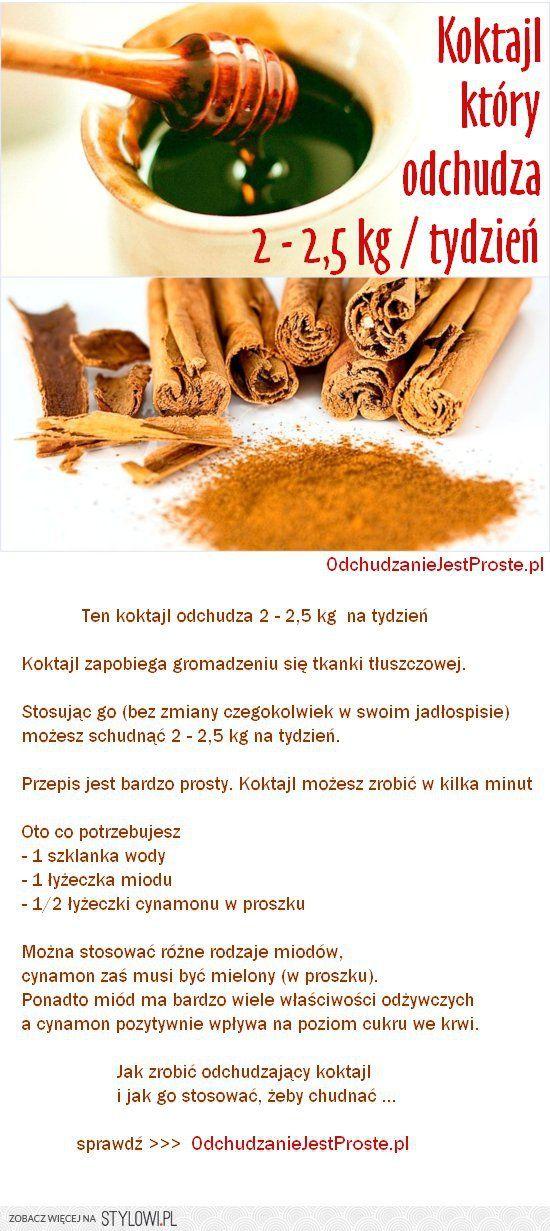 Rewelacyjne rezultaty - koktajl odchudzający ponad 2 kg… na Stylowi.pl