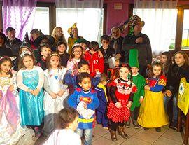 Festa per il martedì grasso al Carnevale del Badulerio. Video e fotogallery - Ossola 24 notizie