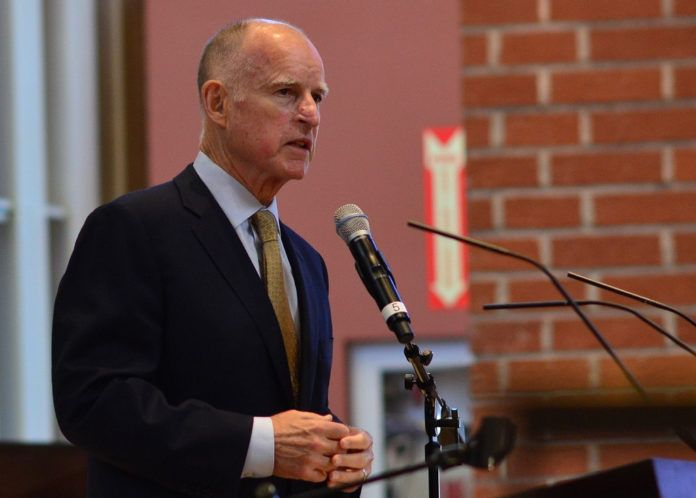 Leaked documents show Jerry Brown giving big oil a seat in drafting climate policy  The California governor is selling himself as a climate advocate on the global stage, but behind the scenes, the fossil fuel industry appears to have his ear.