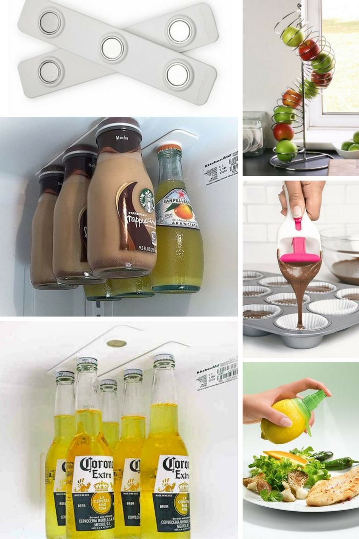 9 Genius Kitchen Ideas You Never Knew Existed!  I own and use all of the products and sharing my favorites!