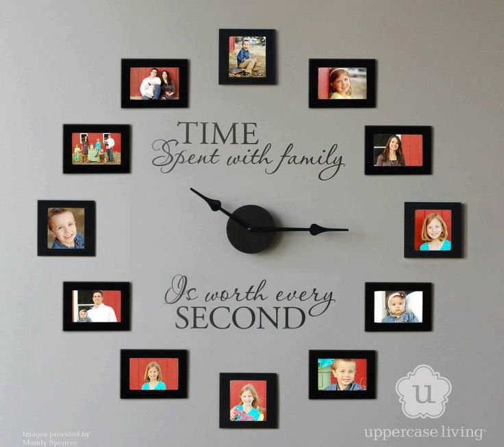 Uppercase Living's hottest item is only $44.95 plus tax and shipping and that includes the clock mechanism too!  Your choice of vinyl color expression.  Check out more on my website:  junemedford.upper...