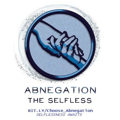 worth reading divergent series books worth abnegation symbol divergent ...  Factionless Divergent Symbol