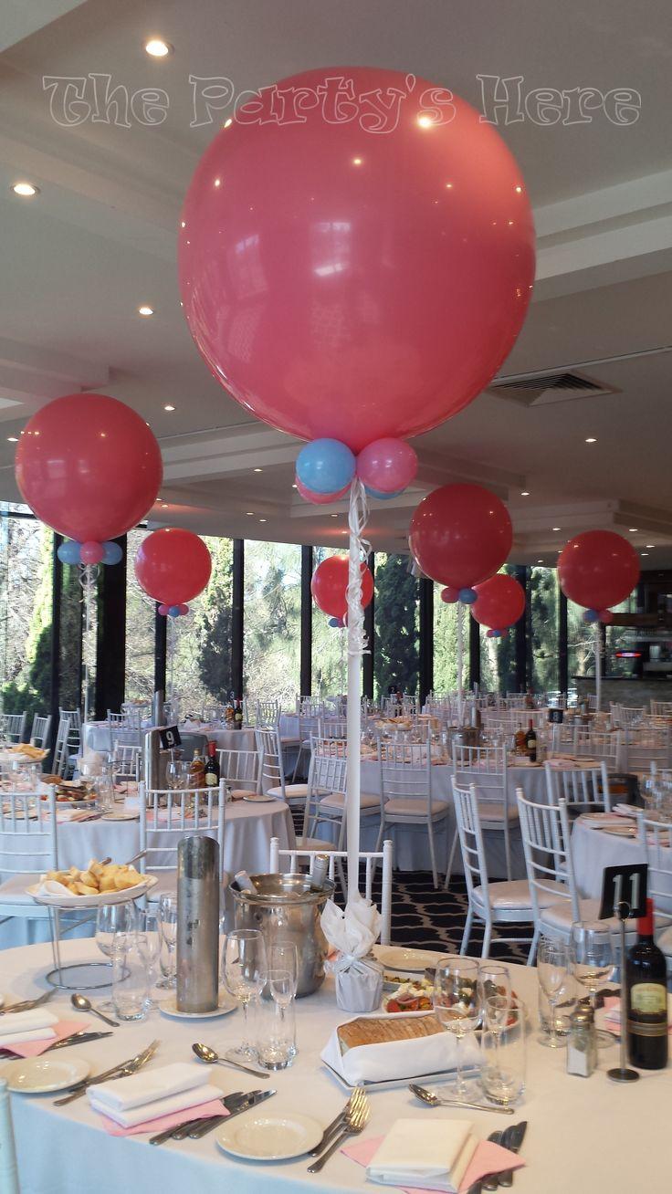 Best christening balloons ideas on pinterest party