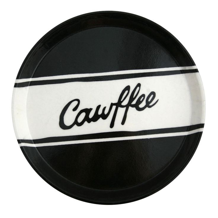 Brooklynese Cawffee Tray - New York Patterns - Patterns & Collections