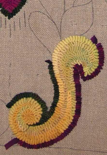 Gene's Rug Hooking Blog » Blog Archive » Dip Dyes