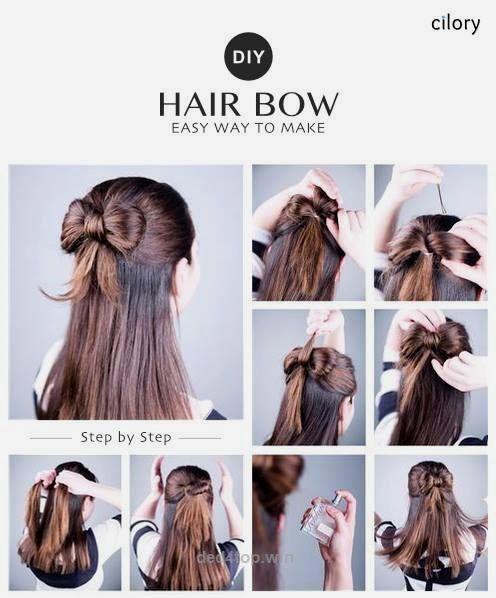 Diy Easy Hairstyles Easy Hairstyles For Medium Hair Easy