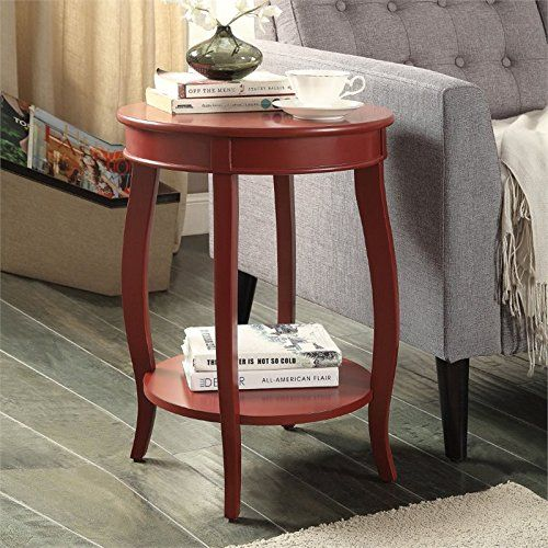 ACME Furniture Acme 82787 Aberta Side Table Red One Size Review https://endtablesforlivingroom.info/acme-furniture-acme-82787-aberta-side-table-red-one-size-review/