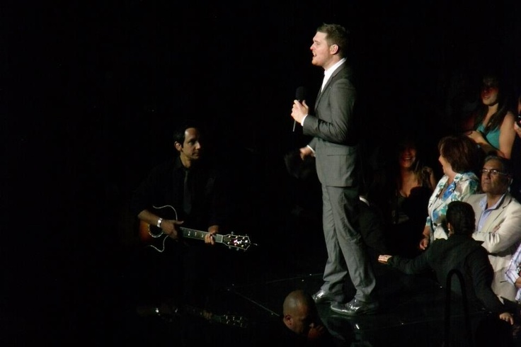 Michael Bublé, Movistar Arena #Music