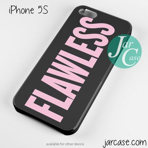 Flawless Phone case for iPhone 4/4s/5/5c/5s/6/6 plus