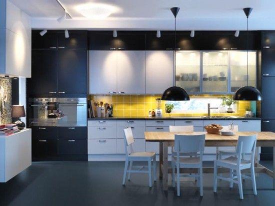 Ikea Kitchen Lighting Ideas: 11 Amazing Ikea Kitchen Designs,Lighting