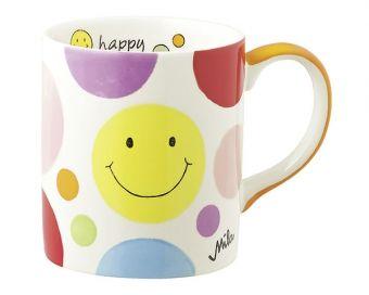 Mila Becher Happy von Mila Design - Mein Mila Laden - Der Online-Shop