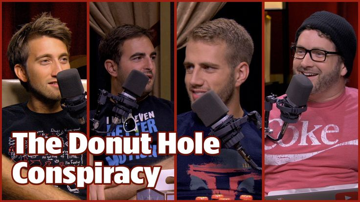 The Donut Hole Conspiracy - RT Podcast #339