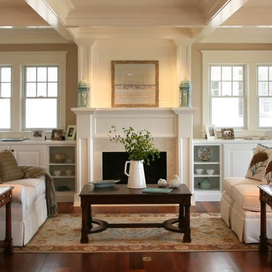 Bookcase Around Fireplace Design, Pictures, Remodel, Decor and Ideas - page 11