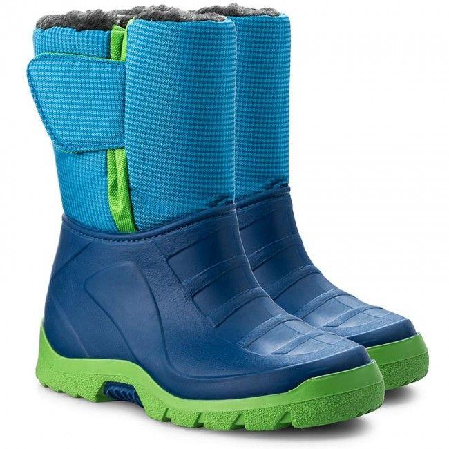 Sněhule MANITU - 120130 Blau 5