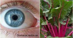 Táto zelenina mi zlepšila zrak a kompletne vyčistila črevá i pečeň