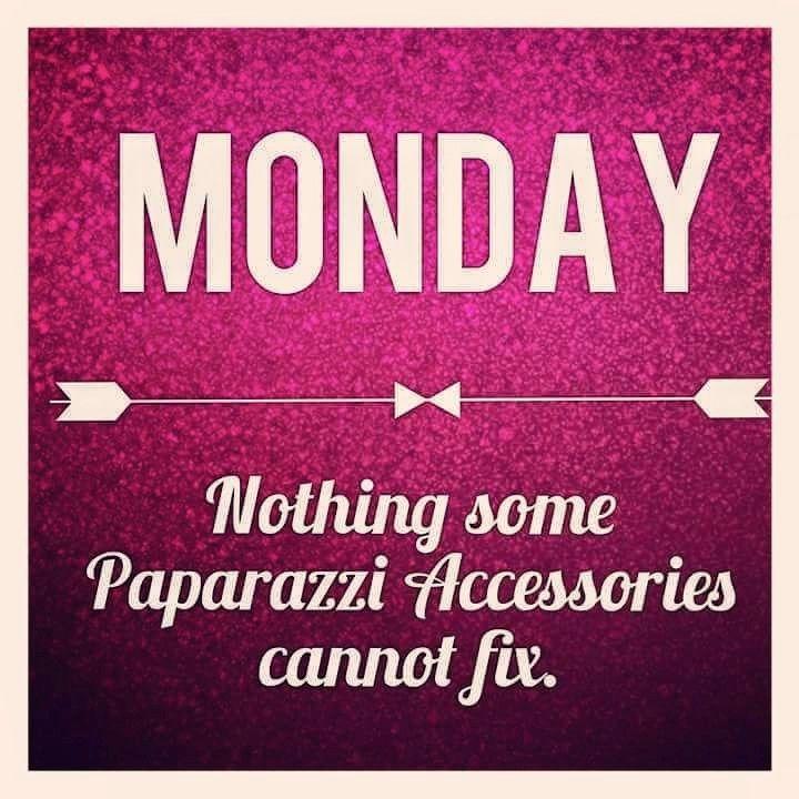 It's Monday!