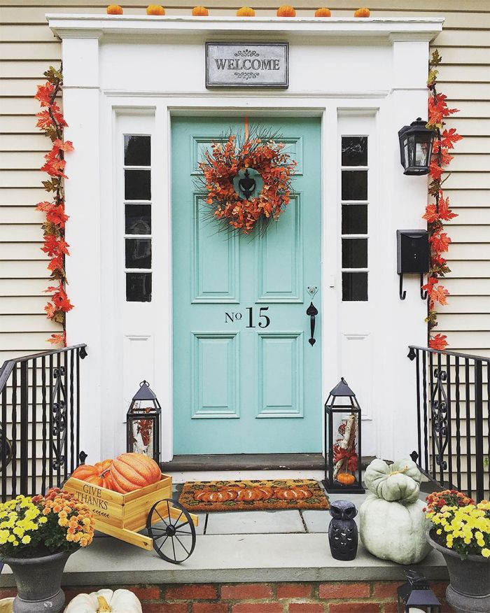 Best 25 Blue front doors ideas on Pinterest Blue doors