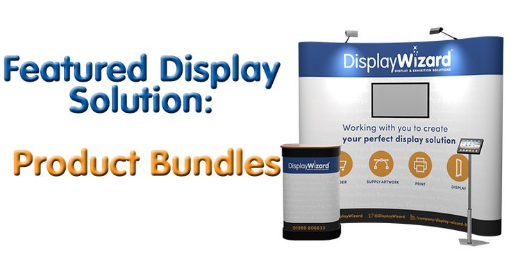 This post looks at the different displays available for exhibitions, and which are most suitable for your business' needs.