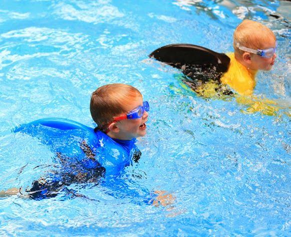 Bem Legaus!: Barbatana de criança