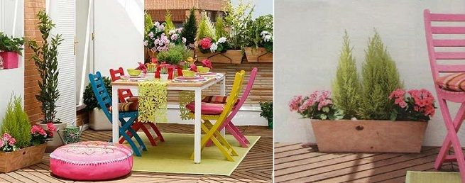 17 best images about mi terraza perfecta on pinterest for Terrazas economicas