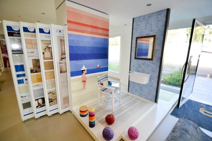 Ingresso showroom Portoferraio